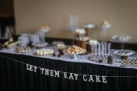 Dessert and Cake Displays