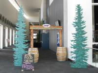 Tree's and timber, yes we are in the Northwest.  But we can take this theme anywhere!